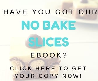 No Bake Slices ebook