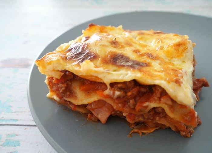 Simple Lasagna Recipes — Dishmaps