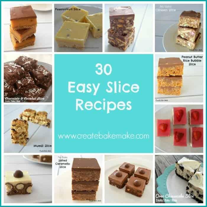 Classic Slice Recipes