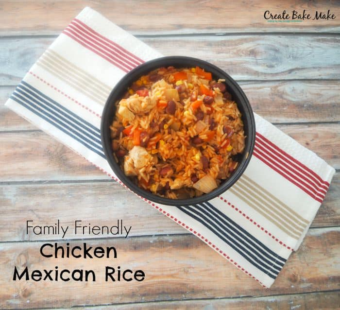 Mexican Rice in the Rice Cooker