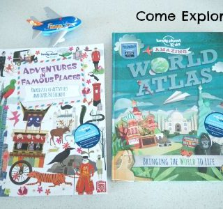 Come Explore with Lonely Planet Kids