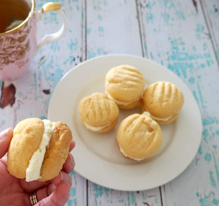 Melting Moments Biscuits