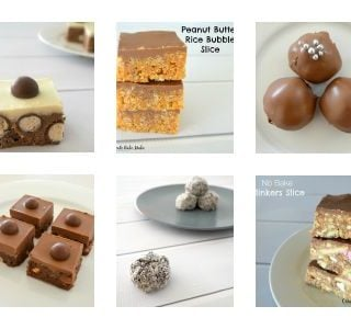Easy No Bake Slice, Balls and Cheesecake Recipes