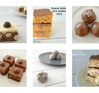 Easy No Bake Slice, Balls and Cheesecake Recipes