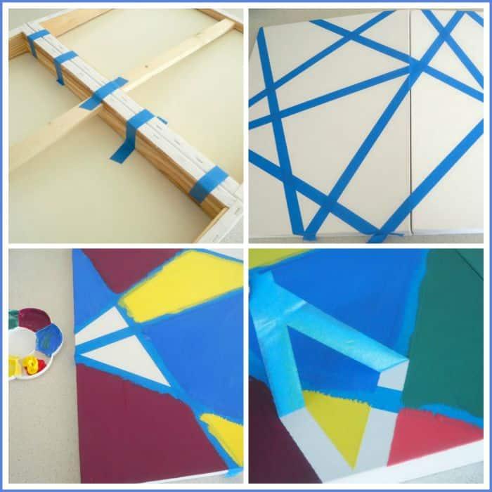 Diy Wall Art Collage : Diy wall art create bake make