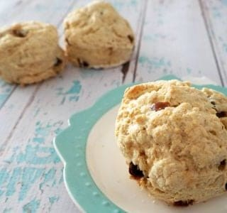 Easy Date Scone Recipe