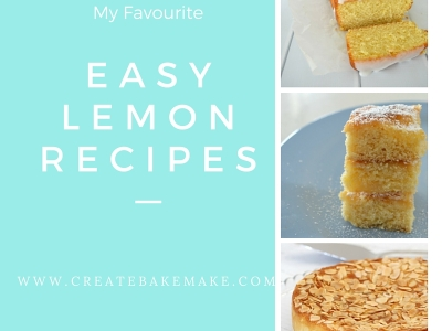 the best lemon recipes