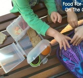 Food For Kids On The Go and a Nude Food Mover Pack Giveaway