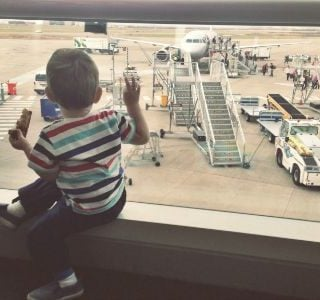 Top Tips For What NOT to do When Flying With Kids