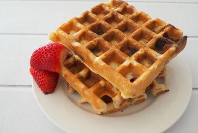 Chocolate Chip Waffles Create Bake Make