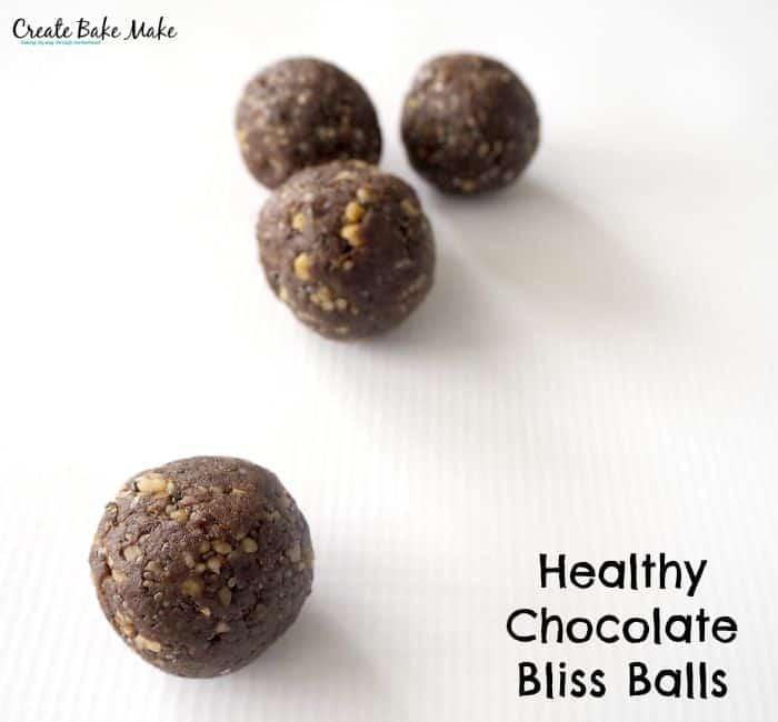 Family Friendly Bliss Ball recipes