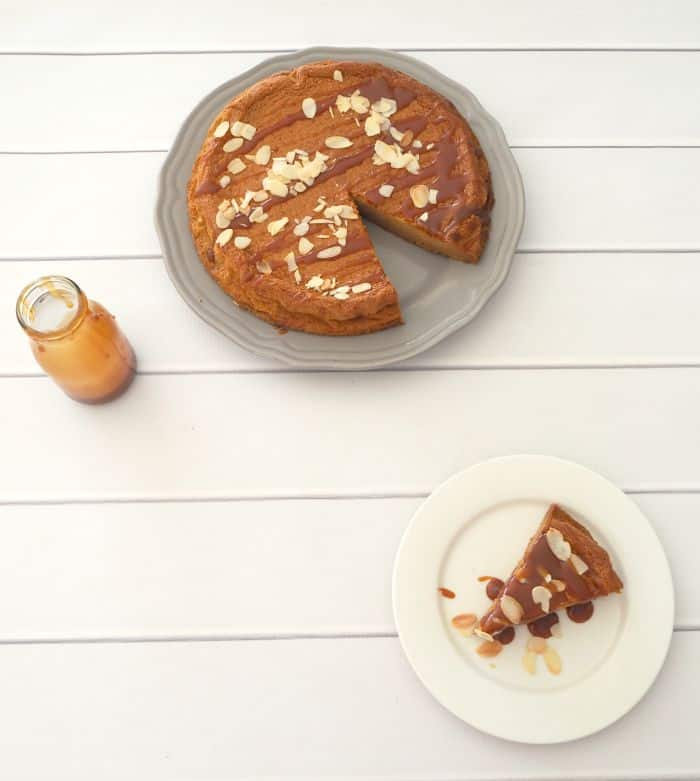 Caramel Magic Cake Recipe