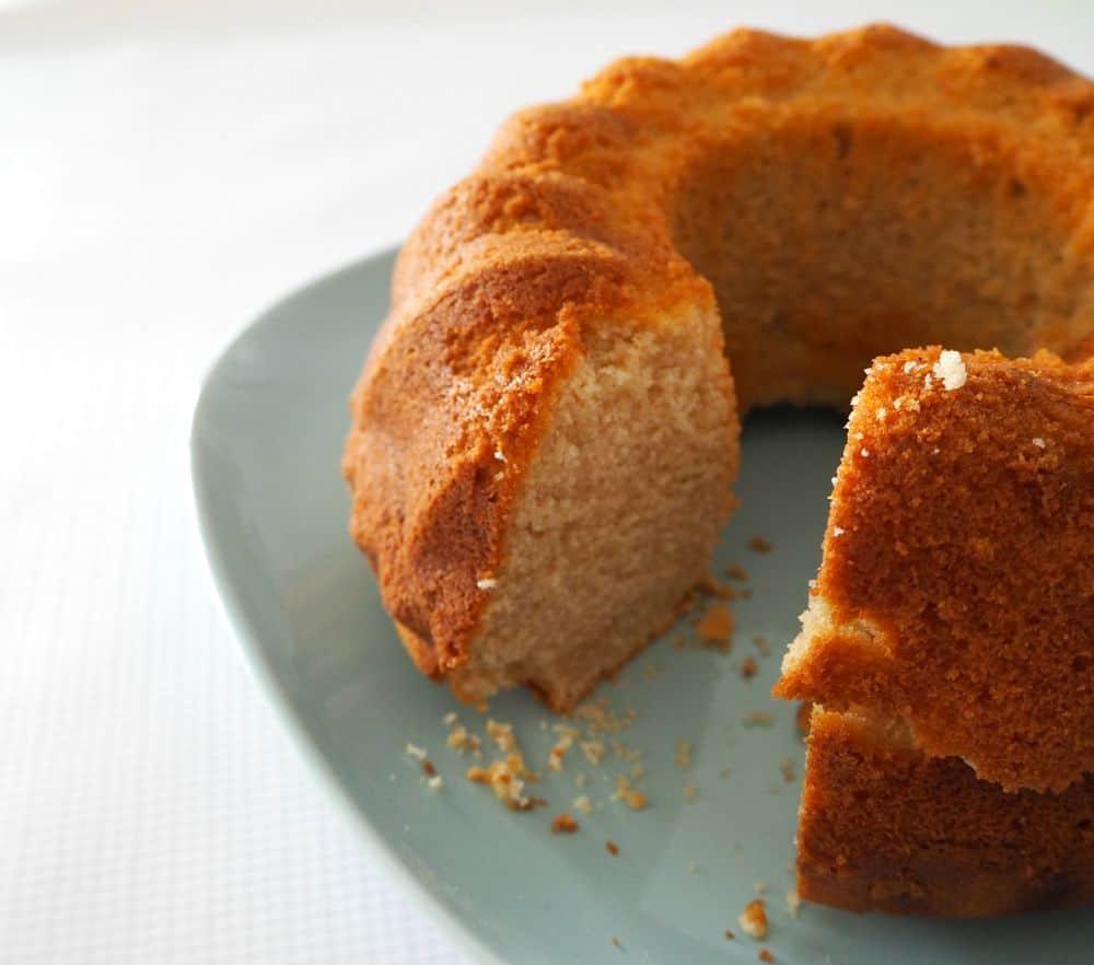 Cinnamon Tea Cake Thermomix