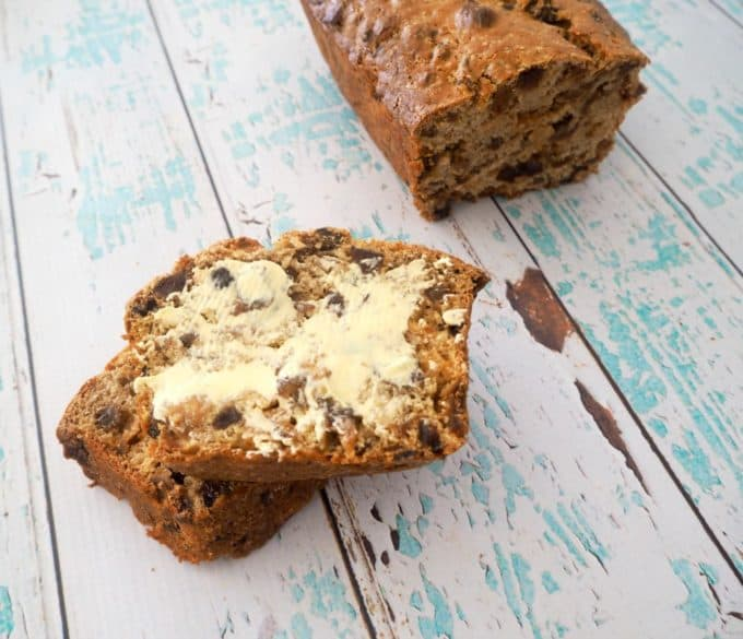Yeast Free Fruit Loaf Recipe