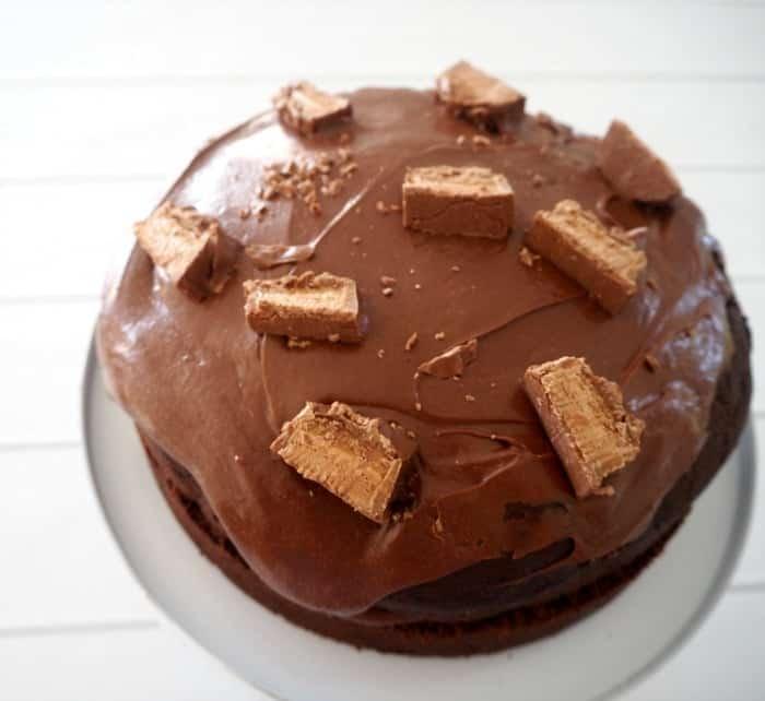 Mars Bar Sponge Cake Recipe