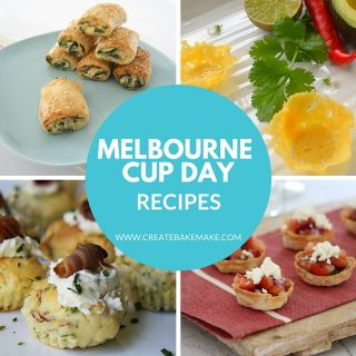 Melbourne Cup Day Recipe Ideas