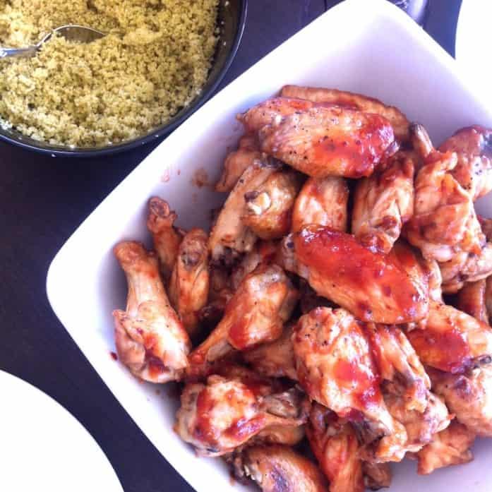 Yummy Buffalo Wings Recipe