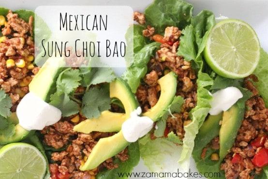 Mexican Sung Choi Bao