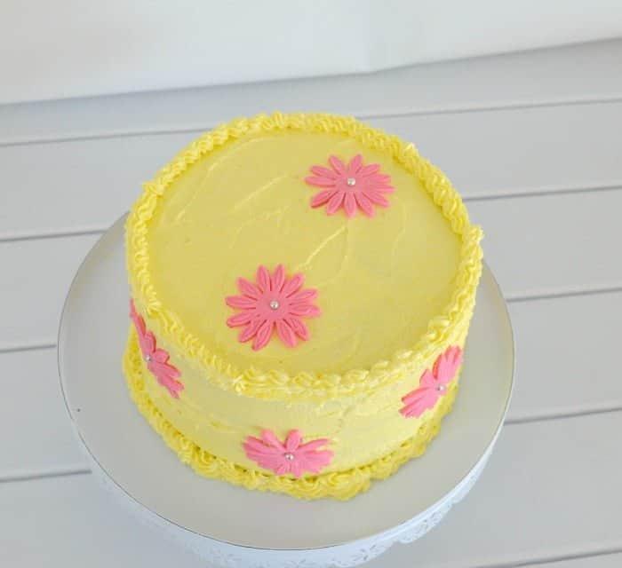 Cake Decorating Basics 2