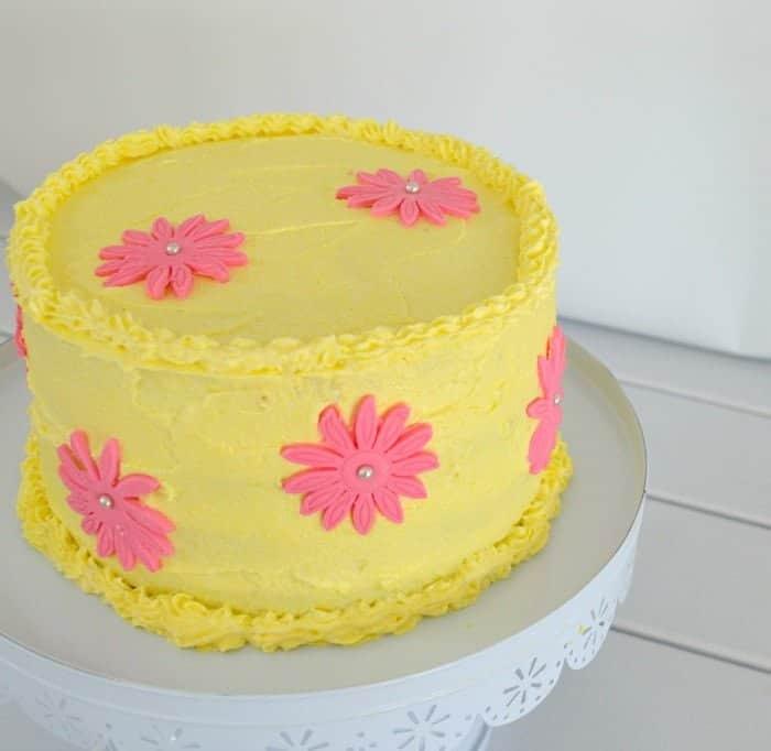 Cake Decorating Basics 3