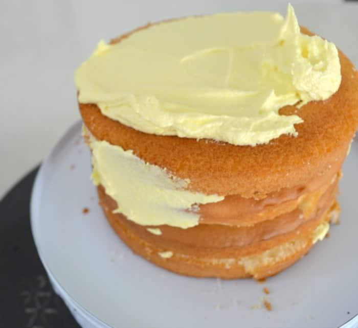 Cake Decorating Basics 4