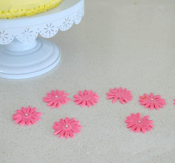 Cake Decorating Basics 6