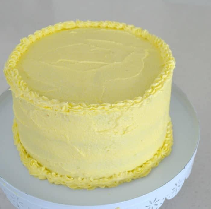 Cake Decorating Basics 7