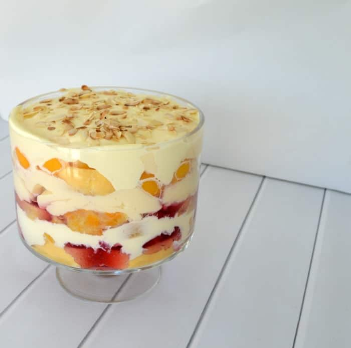 Easy Trifle Recipe 1