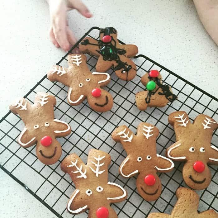 Reindeer Biscuits 4