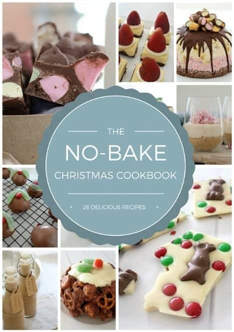 No Bake Christmas Recipe Ebook