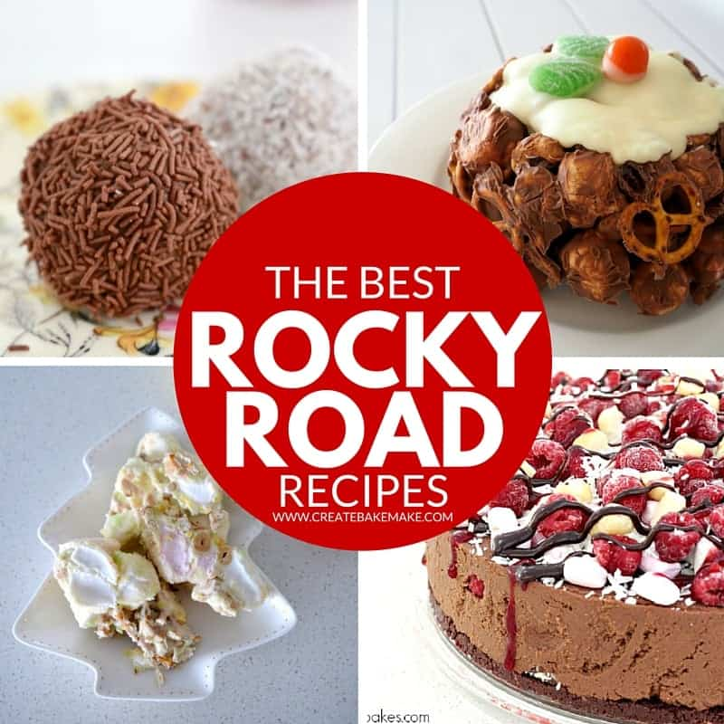The Best Rocky Road Recipes Feature