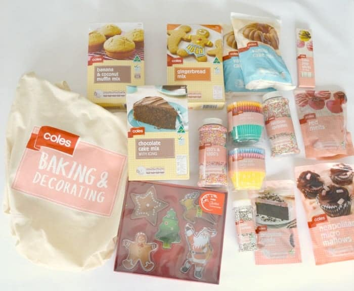 Cake Decoration At Coles : Christmas Tree Cupcakes and an opportunity to review Coles ...