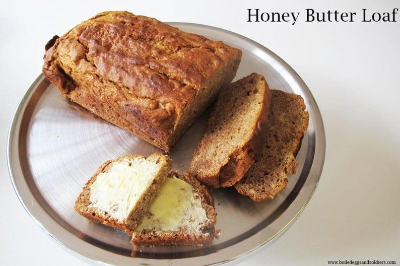 Honey Butter Loaf