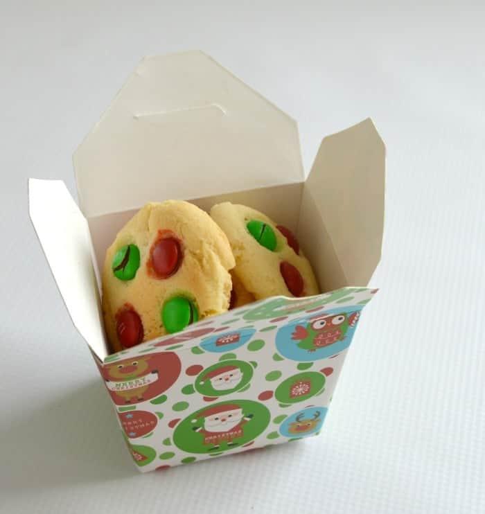 Vanilla Christmas Cookies 1