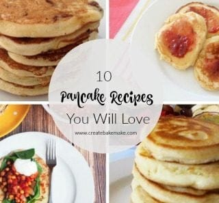 10 Pancake Recipes You Will Love