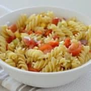 Low Fat Pasta Salad Recipe