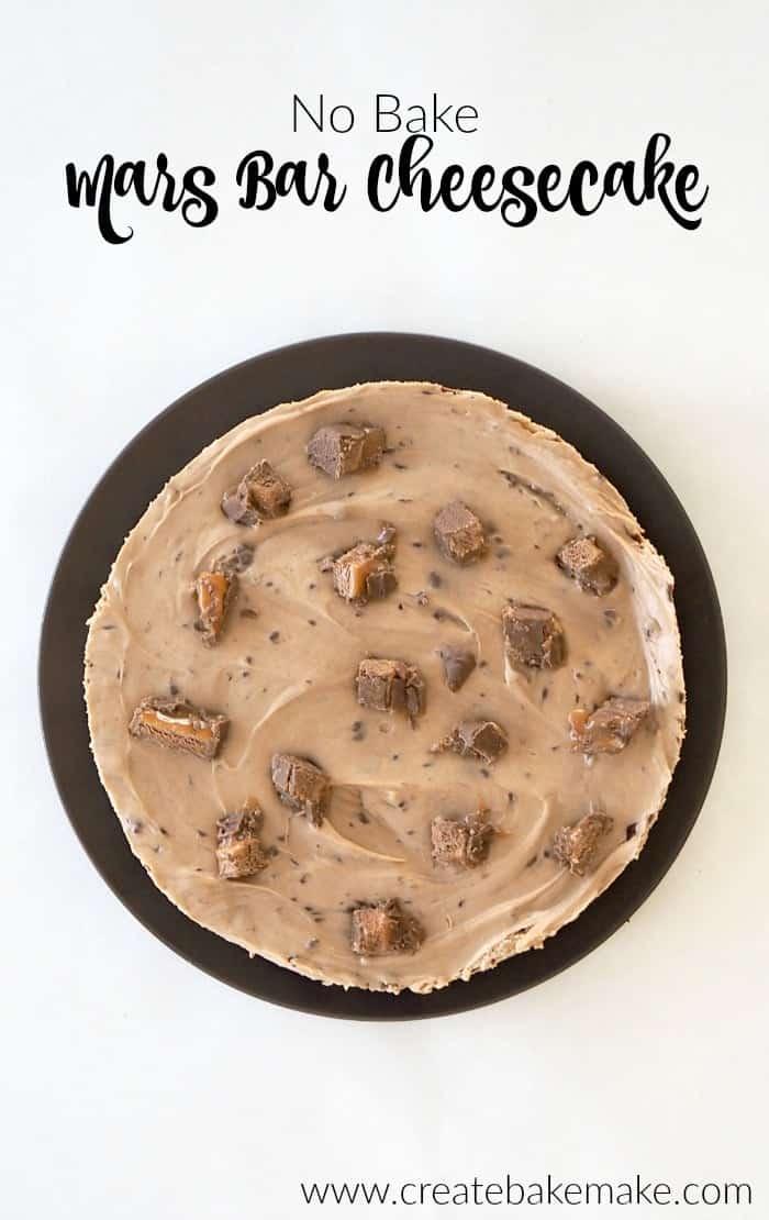 Calories Mars Bar Cake