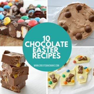 Yummy Chocolate Easter Recipes