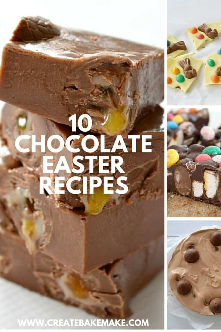Chocolate Easter Recipes