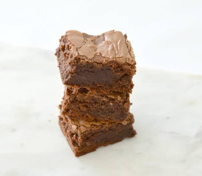 3 Ingredient Nutella Brownie Recipe