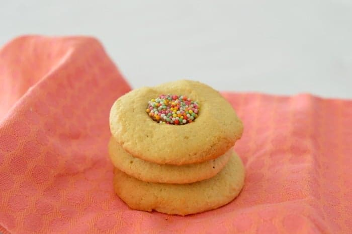 Freckle Biscuits Recipe