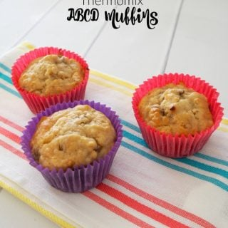 Thermomix ABCD Muffins