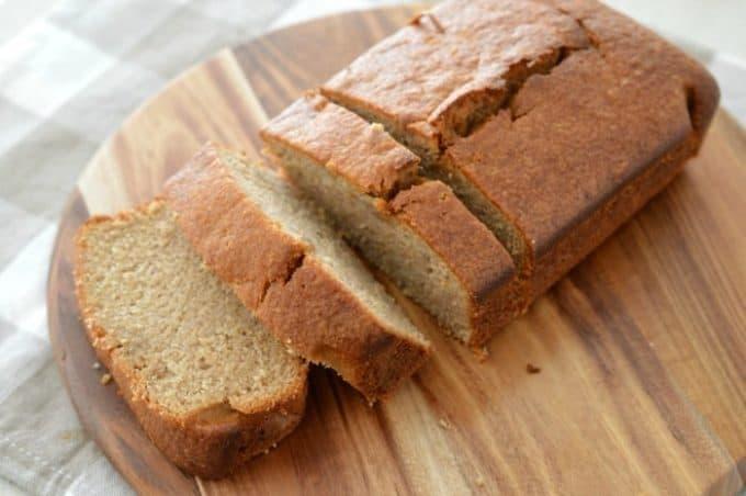 Easy Wholemeal banana Bread Recipe
