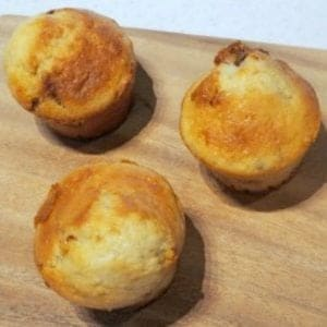 Caramello Koala and banana muffins recipe