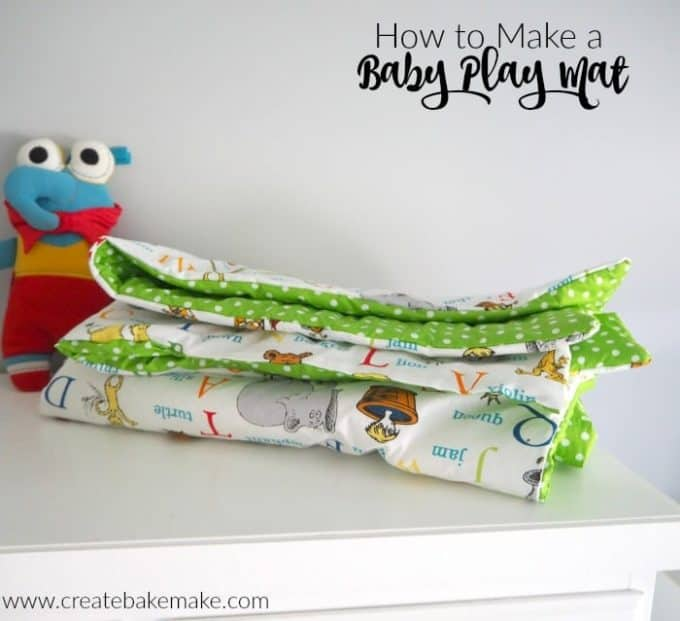Easy Baby Sewing Projects