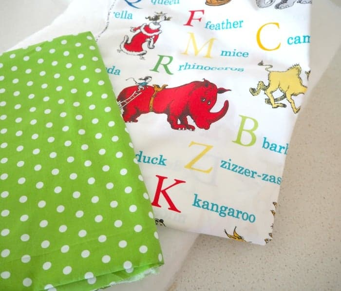 How to make a baby play mat