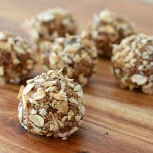 Thermomix 3 Ingredient Bliss Balls