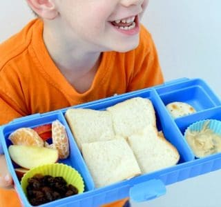 Lunchbox Tips for Kids & 21 Sandwich Filling Ideas the kids won't be able to resist!