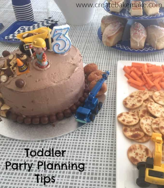 Toddler Party Planning Tips