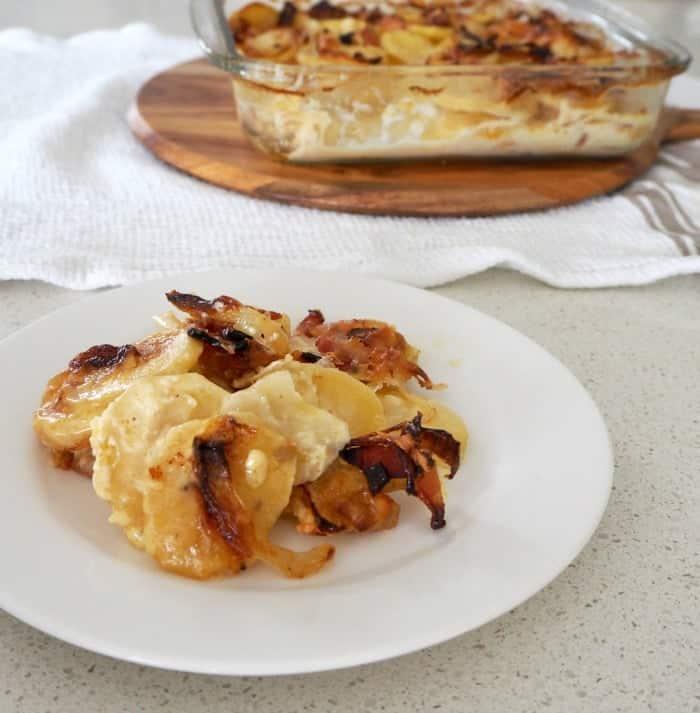 Nan's Scalloped Potatoes recipe